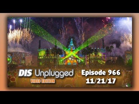 Walt Disney World & Christmas Discussion | 11/21/17