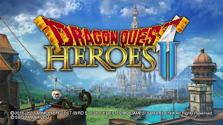 Dragon Quest Heroes 2 Quick Play (PS4)