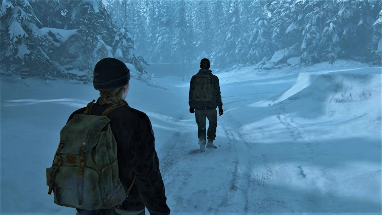 Download The Last of Us Part 2: Jackson - The Overlook