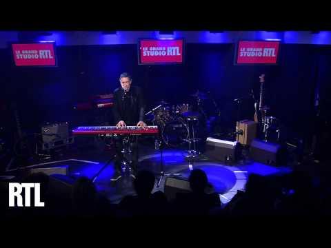 Alain Chamfort - Géant en live dans le Grand Studio RTL - RTL - RTL