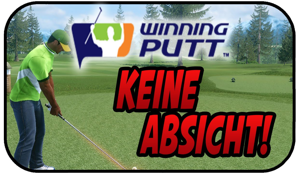 winning putt deutsch