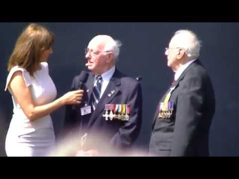 Bomber Command Memorial - Dedication & Unveiling Ceremony