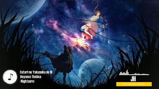 Aoyama Thelma - Futari no Yakusoku no Hi [Nightcore] | JH Japanese Music