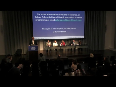 The Columbia Conference on Mental Health Journalism & Media