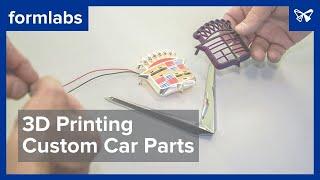Accelerating Custom Car Part Development: 3D Printing at Ringbrothers