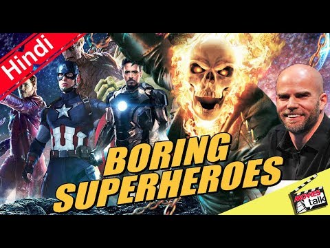 MCU Superheroes Are Boring ? [Explained In...