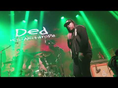 Ded - Disassociate (Live in Dallas, Texas)