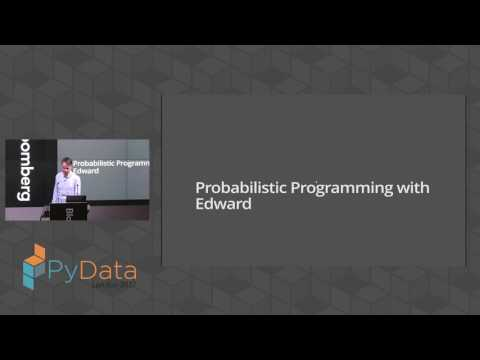 Andrew Rowan - Bayesian Deep Learning with Edward (and a trick using Dropout)