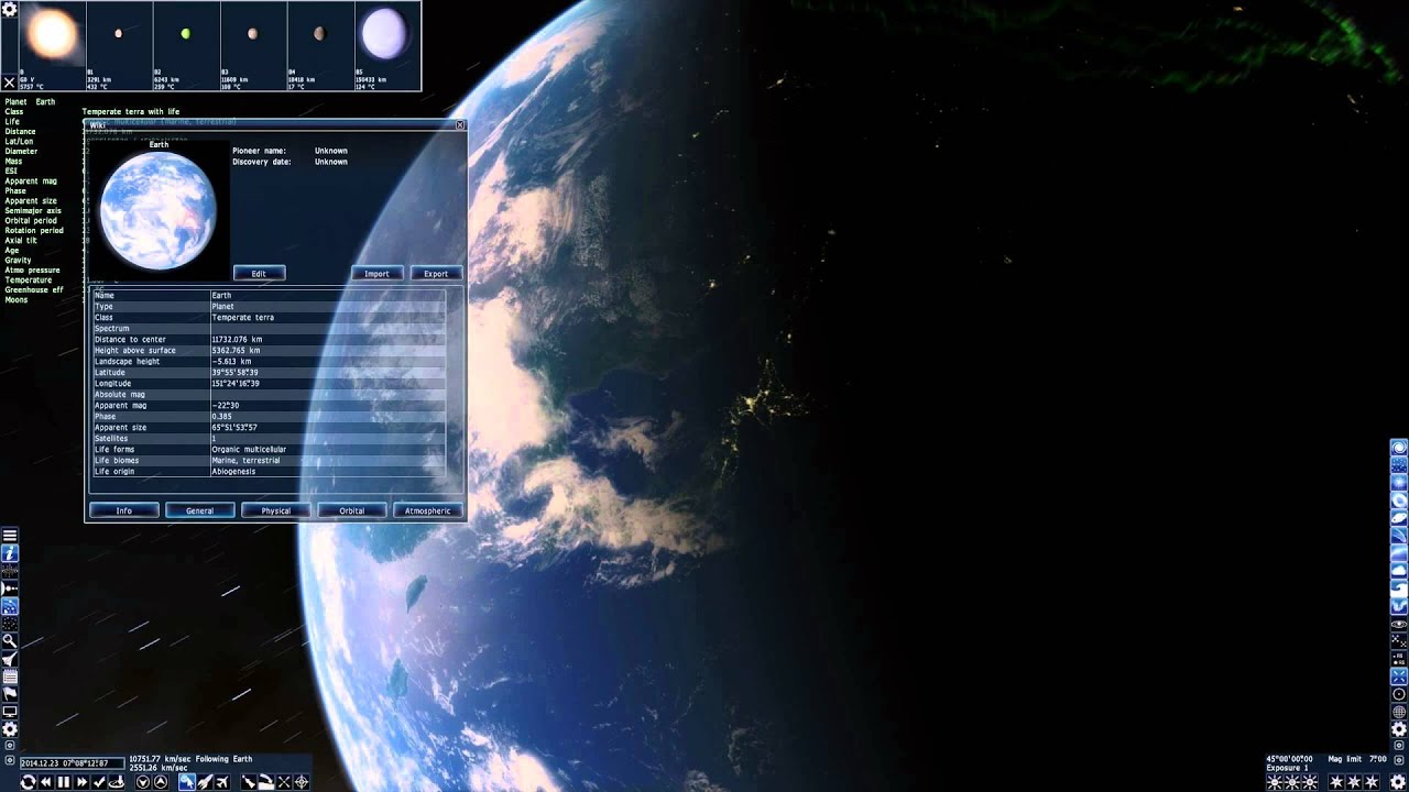 Space Engine 0 9 7 2 Nothing To Do But Explore Youtube