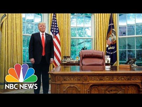 Trump Addresses The Nation On Coronavirus From Oval Office | NBC News (Live Stream Recording)