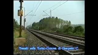 Torino-Genova (1993) - Transiti in linea (Guido Reni, Napoli Express, ecc.)(Per la serie