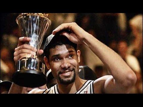2005 NBA Finals Game 7. San Antonio Spurs vs Detroit Pistons. Tim Duncan Tribute