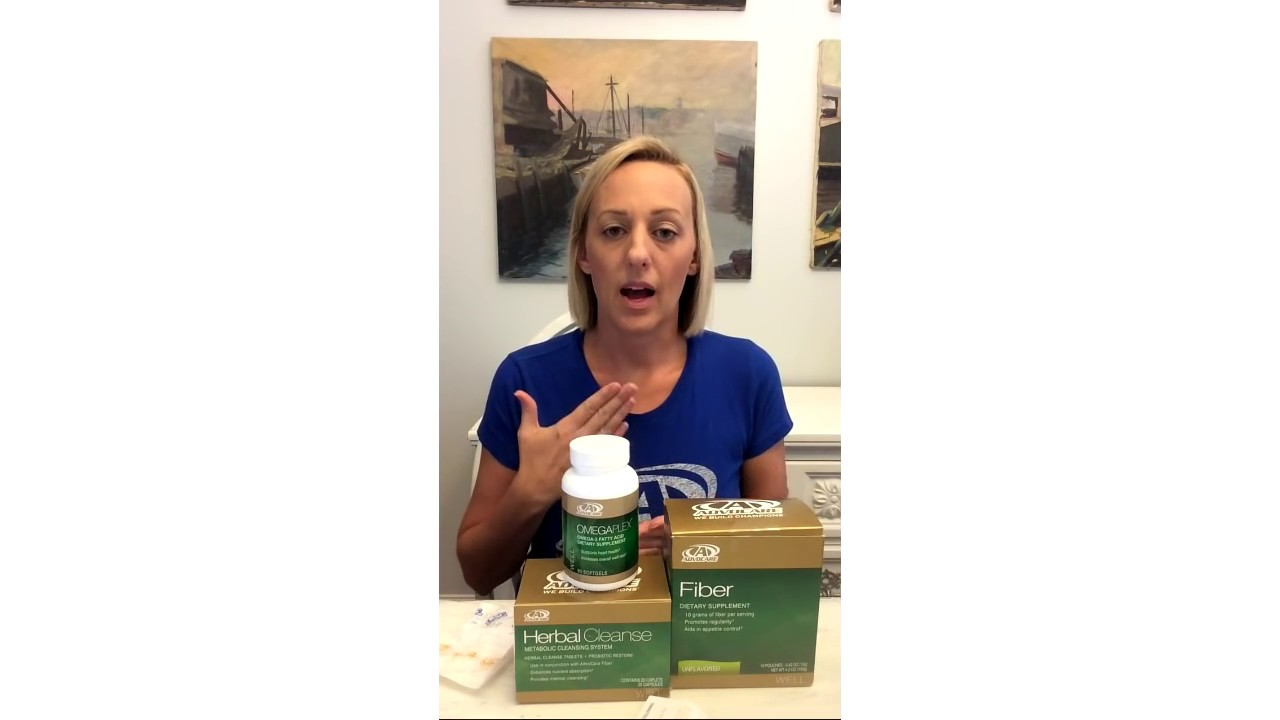 Advocare 10 Day Cleanse Instructions Youtube