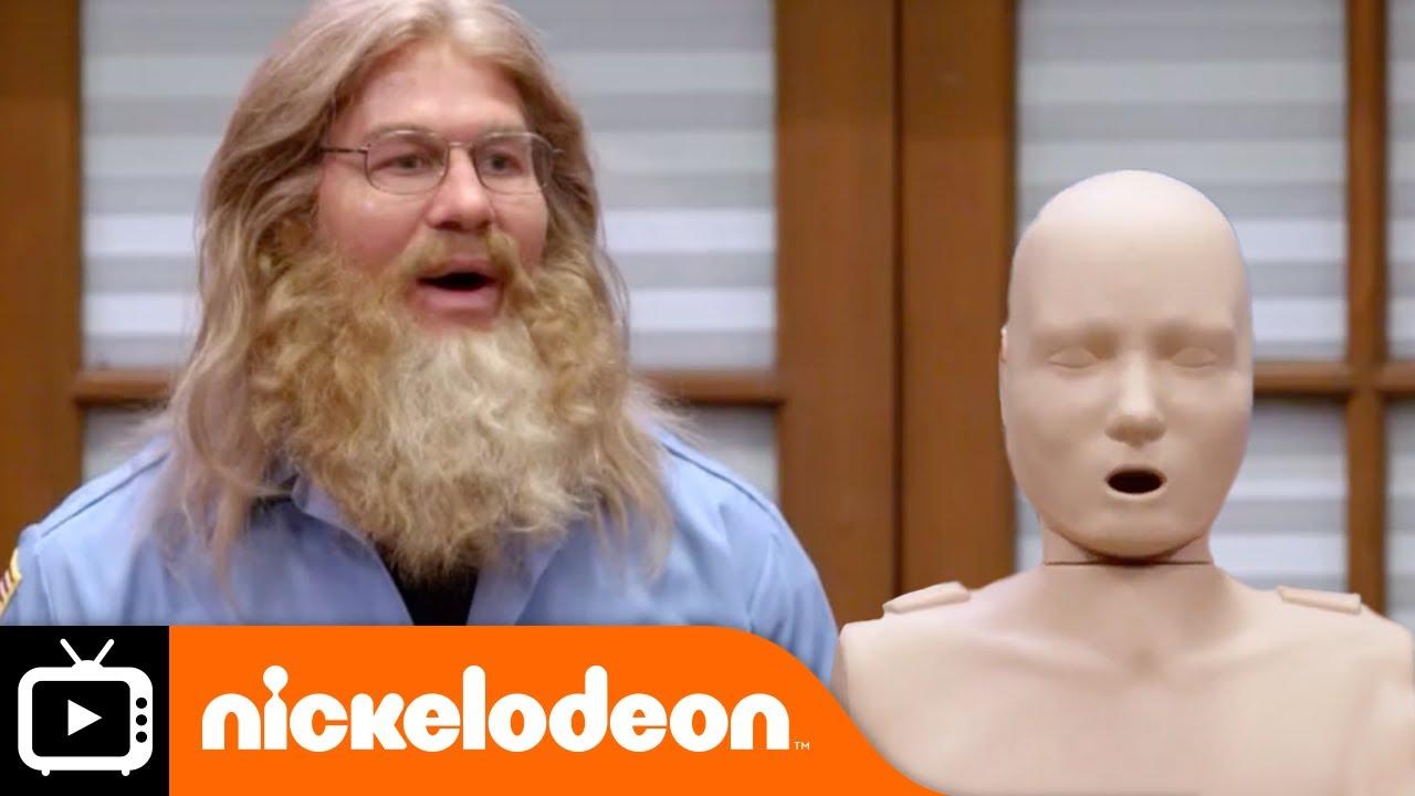 The Substitute | Mr Barnes | Nickelodeon UK