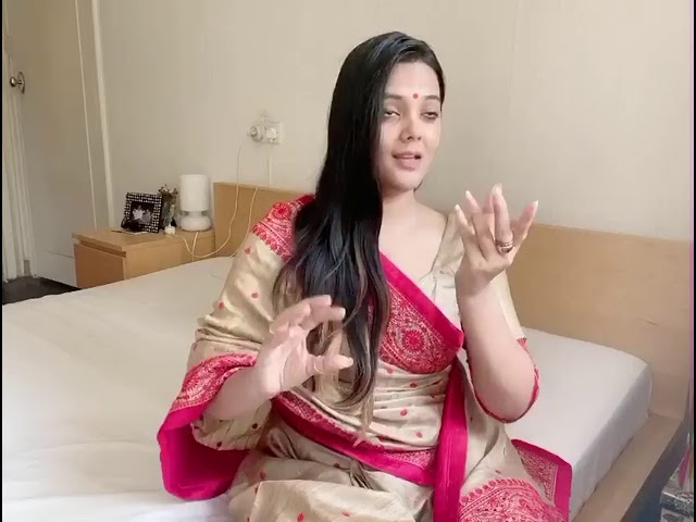 Ab Toh Aao Sajna | Kathak | Expression - Abhinaya | Saberi Misra