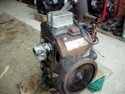 Low Idle Rare OHV 18 HP K361 Kohler Engine Running YouTube – Kohler Command 18 Hp Engine Diagram
