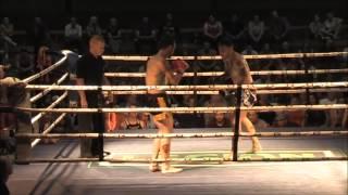 Nick Rundle (tko) V Mark Timms (bulldog Gym) 3x3 Full Thai Rules