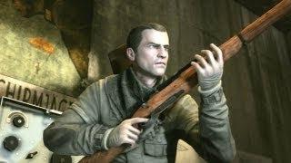 CGR Undertow - SNIPER ELITE V2 review for Nintendo Wii U
