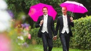 В Норвегии разрешили церковное венчание однополых супругов