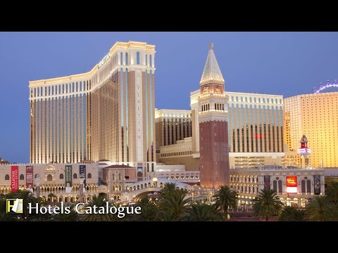 The Venetian Resort Hotel Casino Las Vegas - Hotel Tour