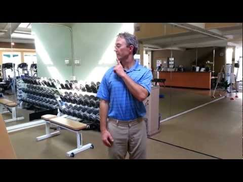 Best workout routine for golf video 1 – Stretching