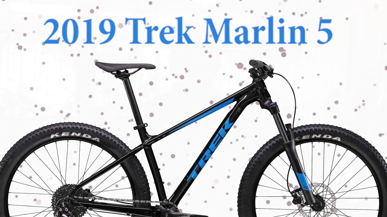 bf9745f4d79 First review of 2019 Trek Marlin 5 lightest strongest frame in this price  category. Under $500