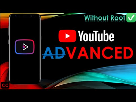How to install YouTube Vanced on An Android phone/Tablet without SAI