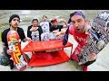 THE DEADLY SKATE LEDGE / CAN WE SHRED IT?  EP9