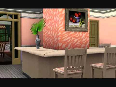 Sims 3 Renovieren Eines Hauses Teil 1 Die Kuche Youtube