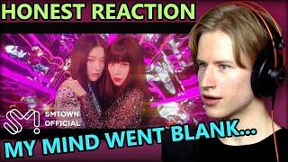 HONEST REACTION to Red Velvet - IRENE & SEULGI 'Monster' MV #ireneseulgi #monster #reaction