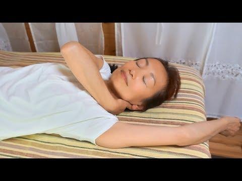 ガチガチの肩&首コリ改善☆筋肉をゆるめるリンパケア〜