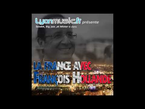 La France avec François Hollande
