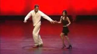 Patricio Papi Chulo Latin Dance Performance Salsa