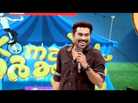Komady Circus I Funny moments with Suraj I Mazhavil Manorama