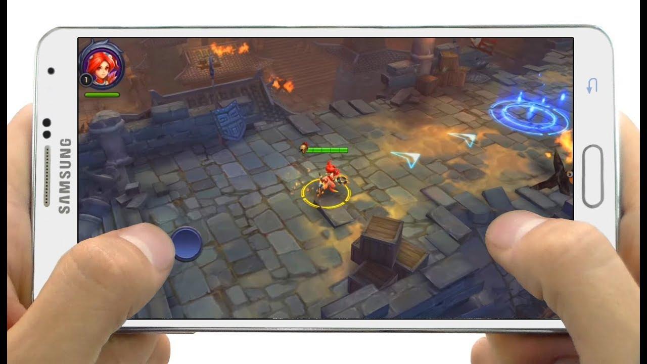 Los 5 Mejores Juegos Chinos En Full Hd Para Celulares Android