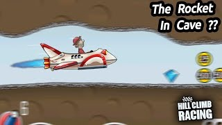 Gambar cover Hill Climb Racing - The Flying Rocket In The Cave