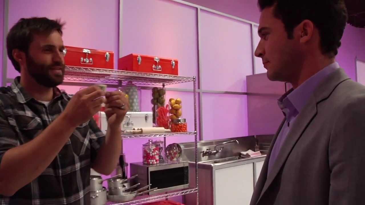 Justin Willman Cupcake Wars