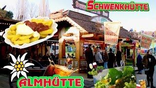 Schwenkhütte & Almhütte - Erlebnisgastronomie Roos