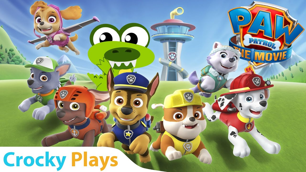 Paw Patrol On a roll - Mighty Pups Save Adventure Bay Full Episode English