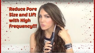 Advanced Techniques With The High Frequency Machine Lift Wand + GIVEAWAY! Thumbnail