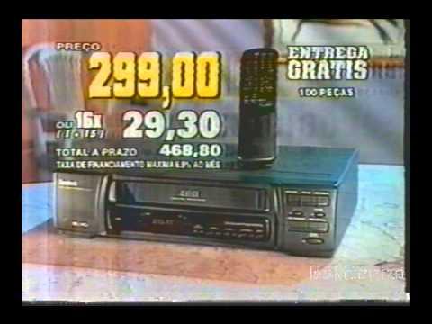 Rede Manchete Intervalo Comercial - Último Capítulo Novela Xica Da Silva 1997 - Parte 01