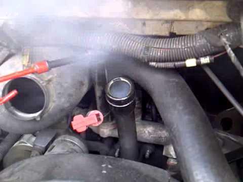 6 5L diesel blowby