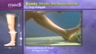 How to Put On Mediven Compression Stockings