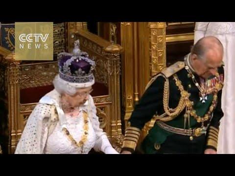 UK gov't announces EU referendum in Queen's speech
