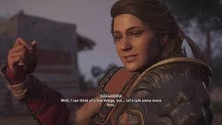 Assassin's Creed Odyssey-Kassandra-A Family Ordeal Walkthrough