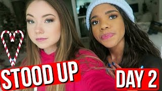 i was stood up vlogmas day 2   meredith foster
