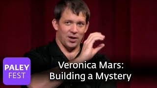 Veronica Mars - Rob Thomas On Building A Mystery (Paley Center, 2005)