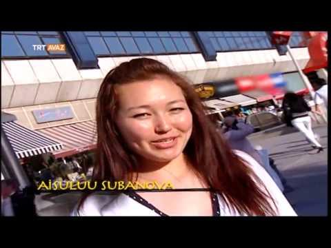 Aisuluu Ankara'yı Gezdi - Seyahat Zamanı - TRT Avaz