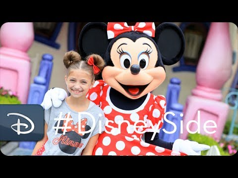 Mindy McKnight Shows Off Her Disney Side | Disney Parks