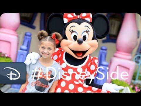 Mindy McKnight Shows Off Her Disney Side | Disney Parks